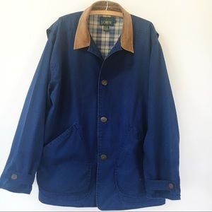 J. Crew Jackets & Coats - J CREW Unisex 1983 Barn Jacket Canvas Field Coat